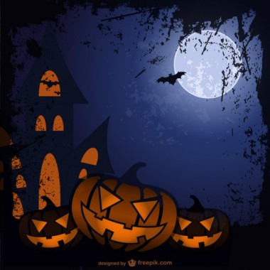 halloween-cartoon-background