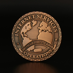 Custom Challenge Coin - GSJJ