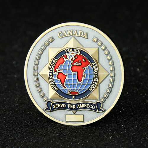 Anniverary challenge coins_GS-JJ