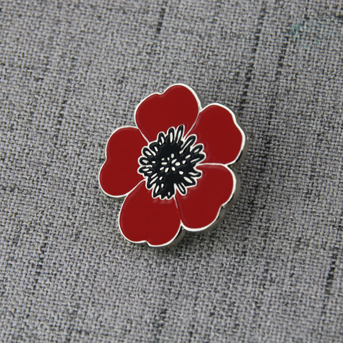 Custom Pins - Flower