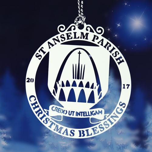 Christmas Ornaments-GSJJ