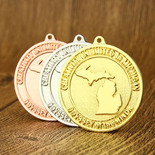 Customized Medals3-GS-JJ