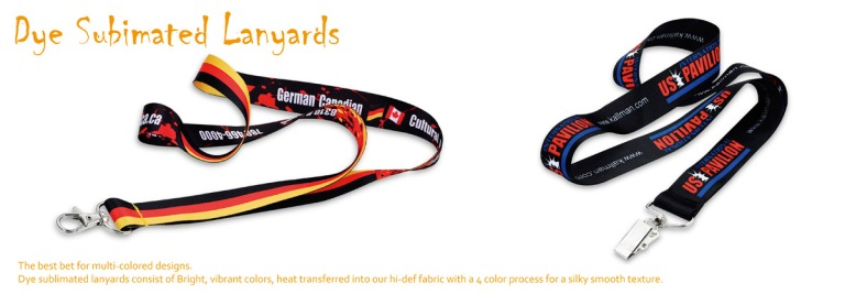 Corporate Lanyards - GSJJ