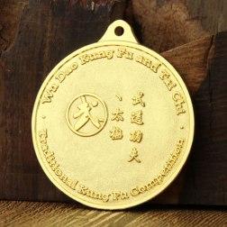 Kung Fu Custom Medal - GSJJ