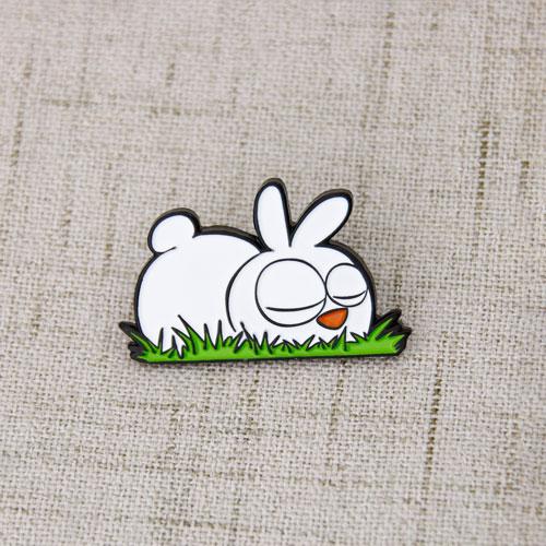 Rabbit Custom Lapel Pins-GSJJ