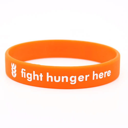 Custom Wristband - GSJJ Hunger