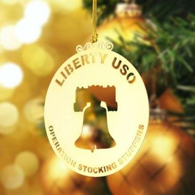 Liberty USO Custom Ornaments _GS-JJ