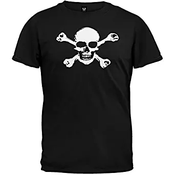 Skull and crossbones T-shirt_Amazon.com