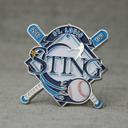 Baseball Pins - GSJJ
