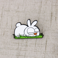 Rabbit Custom Enamel Pins,gs-jj.com