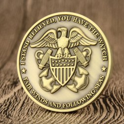 Custom Challenge Coins_military