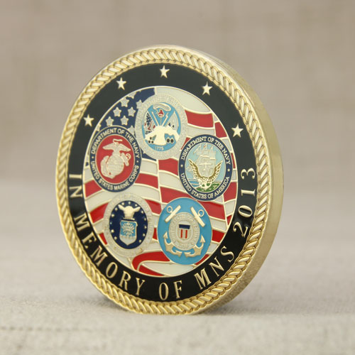 Miami Challenge Coins_veterans