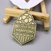 League of Champions Race Medals