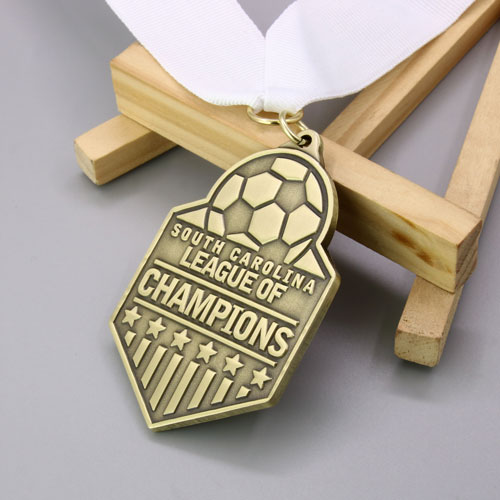 League of Champions Soccer Medals