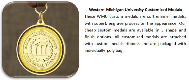 Custom Graduation Medals